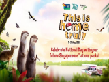 National Day Exclusive: Purchase Singapore Zoo Admission and Enjoy 53% off either Jurong Bird Park or River Safari!