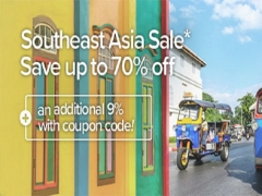 Up to 70% Savings in Southeast Asia Stays with Hotels.com
