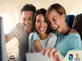 Enjoy great fares with Singapore Airlines and SilkAir + receive S$30 mall voucher or a Delsey Belmont 70cm luggage