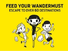 Feed your Wandermust and Scoot to over 60 Destinations
