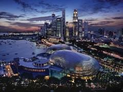 Lap of Luxury in InterContinental Singapore Robertson Quay