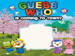 Guess Who and Get a Chance to WIN Pororo Park Singapore Tickets