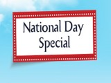 National Day Special - Up to 30% off on Flights to India with Jet Airways