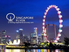 Birthday Treat for August Babies in Celebration of Singapore's 53rd Birthday at Singapore Flyer!