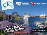 5D4N Sydney & Hunter Valley Explorer