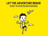 NATAS Special - Scoot to your Next Destinations at up to 20% Off