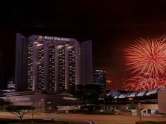 National Day Fireworks Package for 2019 in Pan Pacific Singapore