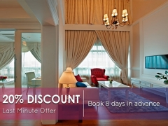 Last Minute Offer - Breakfast Included in Royale Chulan Damansara