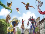 Maybank Exclusive: Universal Studios Singapore Adult One-Day Ticket + SGD5 Meal Voucher (Min. Spend SGD20) at SGD66
