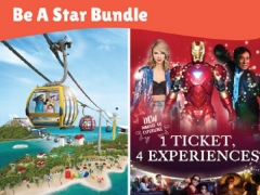 Be A Star Bundle with Up to 20% Savings in One Faber Group Attractions