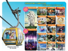 Happy 2 & 4 Offer in One Faber Group Attractions