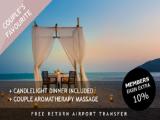 Romance Redefined in Meritus Pelangi Beach
