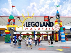 25% OFF Admission Ticket to Legoland Malaysia Exclusive for NTUC Cardholders