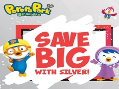Save Big in Pororo Park Singapore - Silver Member Exclusive