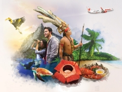 Fly to Kota Kinabalu with Malindo Air from SGD129