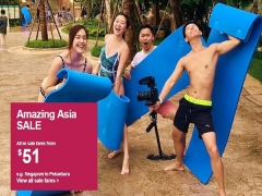 EXTENDED Amazing Asia Sale in Jetstar with Flights from SGD51