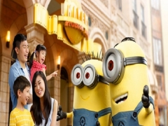 Universal Studios Singapore Annual Pass Family Bundle from SGD480