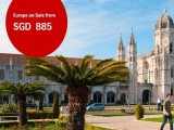 Europe on Sale in Swiss Airlines from SGD885
