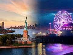 Explore New York & Los Angeles with Singapore Airlines from SGD 1,328