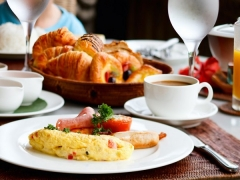 $1 Breakfast Deal at Singapore Marriott Tang Plaza Hotel