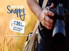 Time to Get Snappy and Get Up to 35% Savings on your Stay in Hilton Hotels & Resorts in Southeast Asia