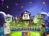 Children with Halloween Costume Enter for *FREE in Legoland Malaysia