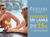 Experience Sri Lanka with Centara's Free Upgrade Meal Offer