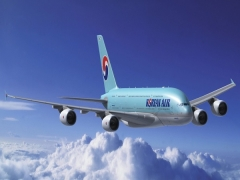 WIN Flight Tickets to Korea as you Fly High with Korean Air