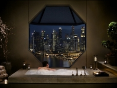 Canvas the Views that you See when you Stay in The Ritz Carlton Millenia Singapore