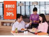Save 30% off Best Flexible Rate at Swiss-belhotel Harbour Bay Batam