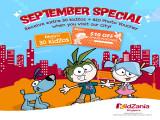 September Special at KidZania Singapore