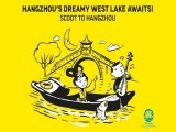 Fly to Hangzhou with Scoot from SGD175