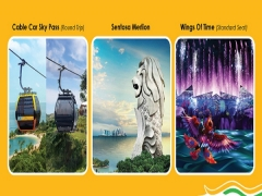 Up to 50% Off Admission Ticket to One Faber Group Attractions with NTUC Card