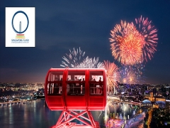 Up to 10% Off Singapore Flyer Flight Exclusive for NTUC Cardholders