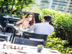 Limited Offer: Third Night on Us! Book your Stay now at InterContinental Singapore Robertson Quay