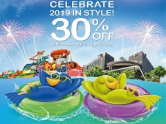 Celebrate 2019 in Style with Up to 30% Off Staycation at D'Resort @Downtown East