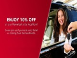 Enjoy up to 10% Off Car Rental with Avis as you Drive around Singapore