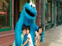 Maybank Exclusive: Universal Studios Singapore Child Dated One-Day Ticket at SGD51