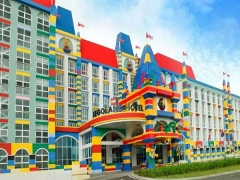 RM850 per Night for Premium Room Booking at Legoland Hotel with UOB Card