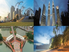 3rd Guest Free on New Cruises from Kuala Lumpur, Penang, or Phuket with Star Cruises