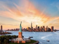 Fly non-stop to USA with Singapore Airlines from SGD1,338