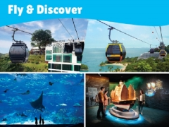 Fly & Discover Package at One Faber Group from SGD77