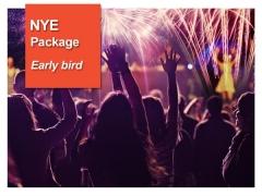 Early Bird New Year Package 2019 at Swiss-Belhotel Mangga Besar