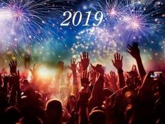 Fabulous New Year's 2019 at Hotel Ciputra Jakarta