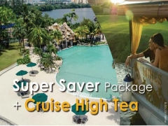 Super Saver Package + Cruise High Tea with Philea Selangor Hotel