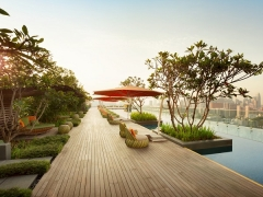Recharge Staycation with Up to 15% Off Room Rates at Hotel Jen Orchardgateway Singapore