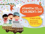 Celebrate Children's Day at A'Famosa from RM35