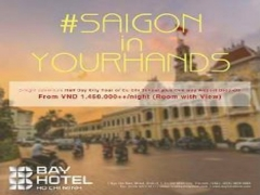 Escape the Ordinary when you Stay at Bay Hotel Ho Chi Minh