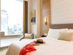 Plan Ahead 30 Days with Breakfast at Hotel Jen Orchardgateway Singapore
