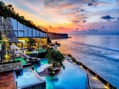 1-FOR-1 One Room Night Offer at Anantara Uluwatu Bali Resort with HSBC Card
